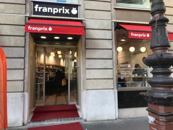 FRANPRIX DARWIN