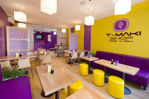 T Maki Shop Les Concepts De Restauration