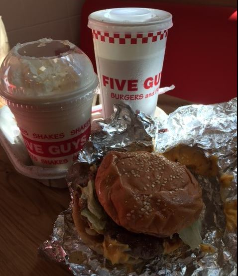 Snacking.fr-Five Guys Bercy-Maxime Lestringant