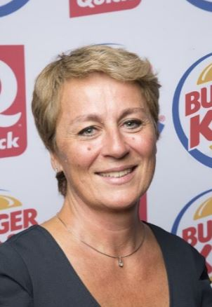 Béatrice Roux Burger King