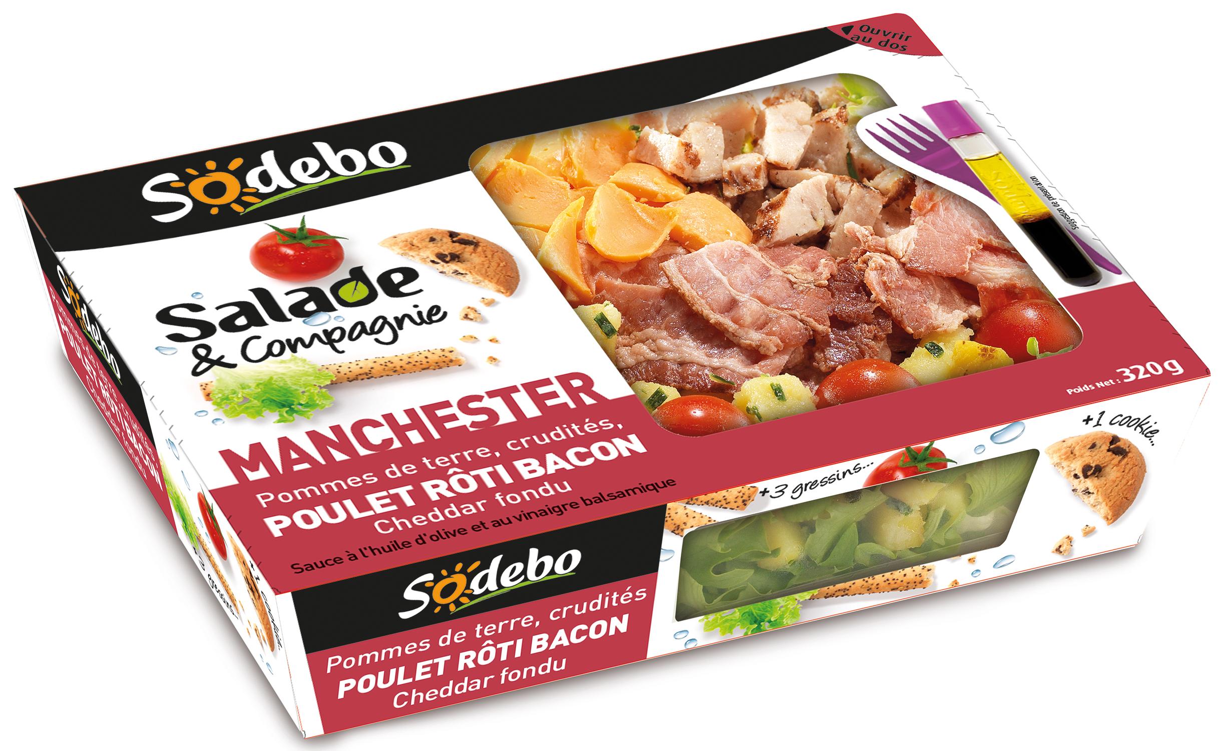Sodebo-Salade & Cie