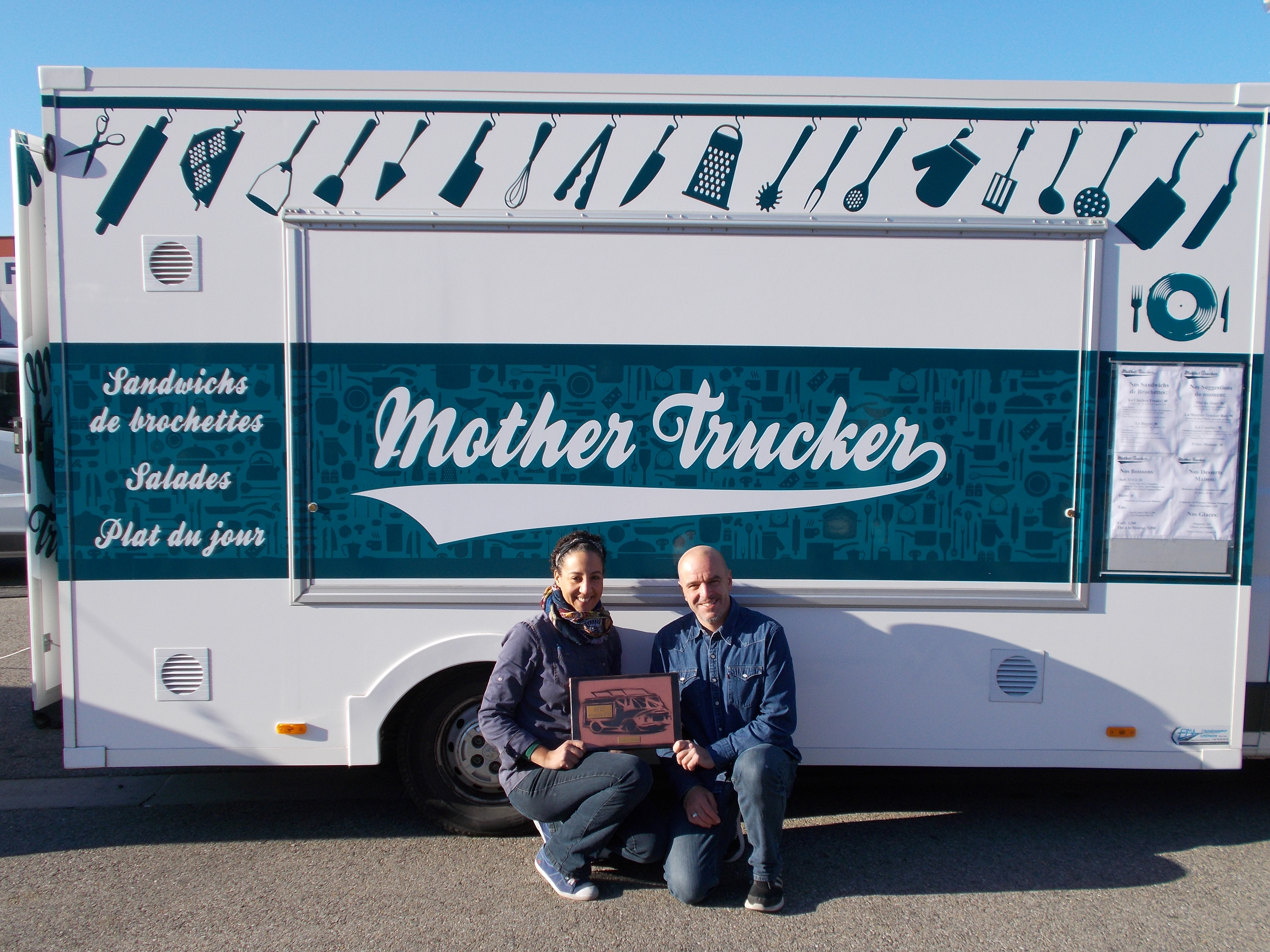 SFIF Mother Trucker Resto Nouvo