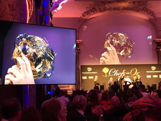Remise des prix Chefs en Or 2016