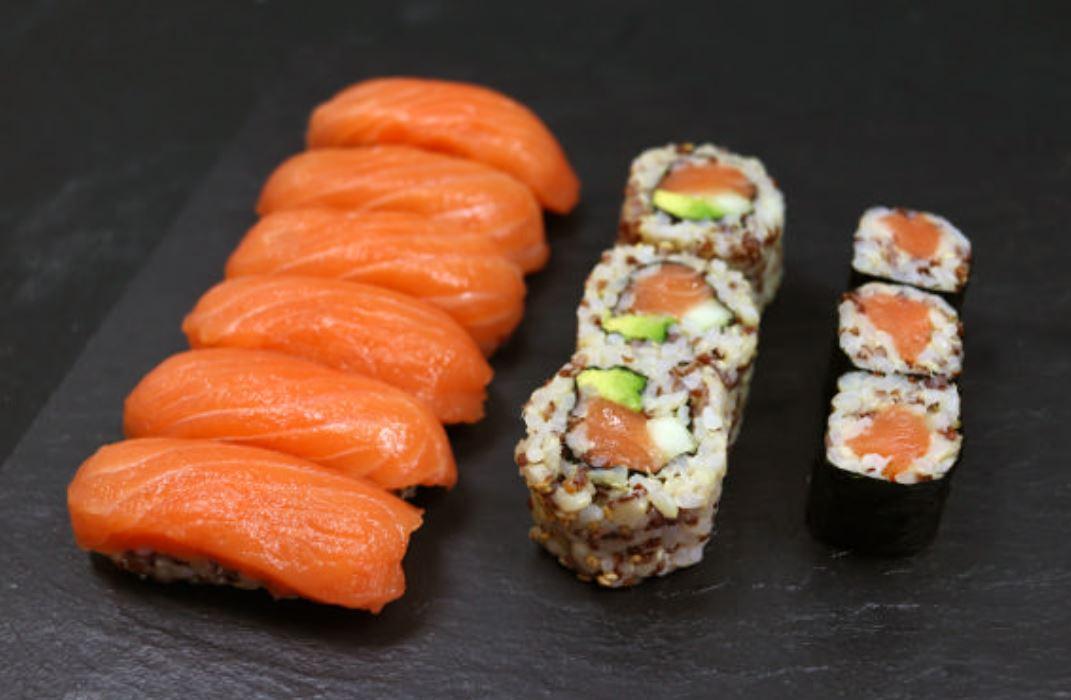 SushiGourmetQuinoa