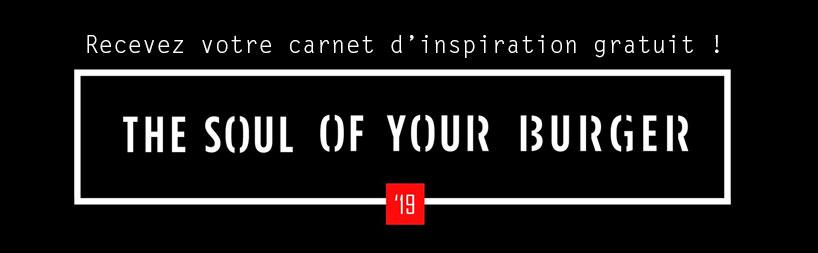 Demandez votre carnet d'inspiration