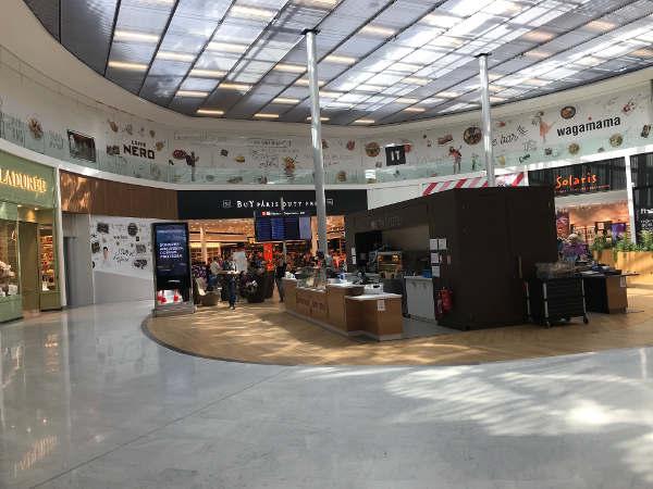 Food Court BTA TAV Airports