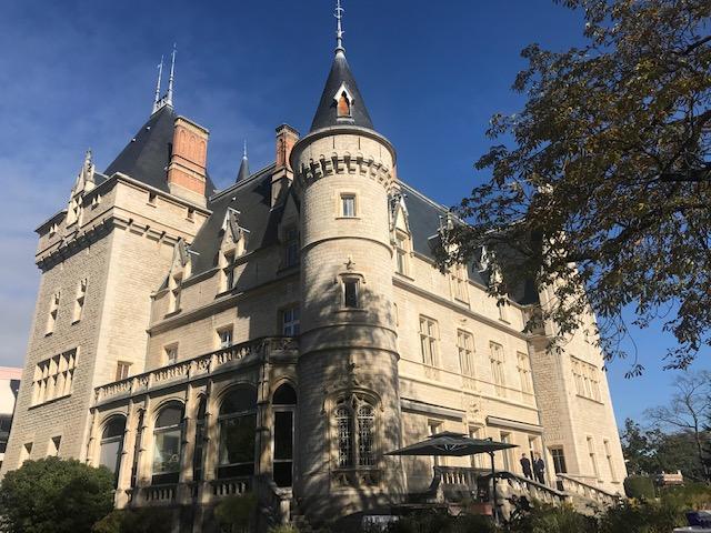 Ecole Château Institut Paul Bocuse Dominique Giraudier