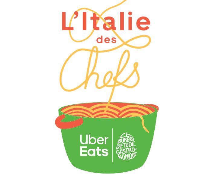 L'Italie des Chefs Sébastien Ripari Uber Eats