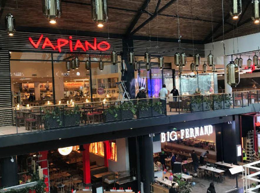 Vapiano UnEmplacement.com