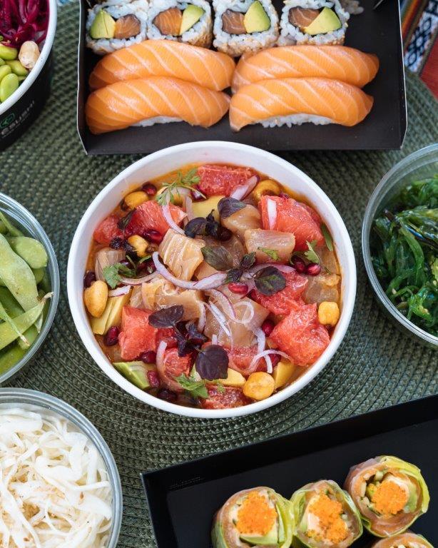 Cote Sushi Cevicheria