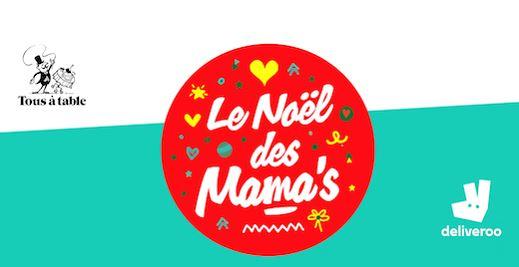 Tous à Table La Cantine des Mama's Deliveroo
