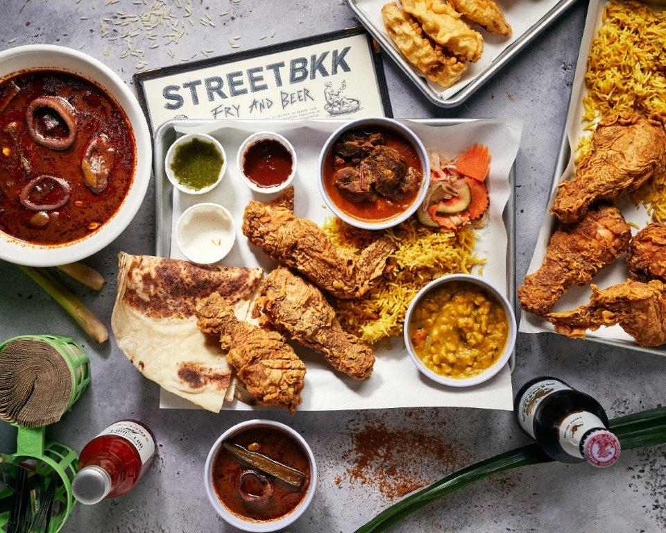 Street BKK Fry & Beer