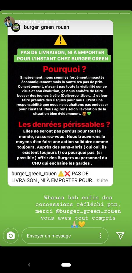 Burger Green