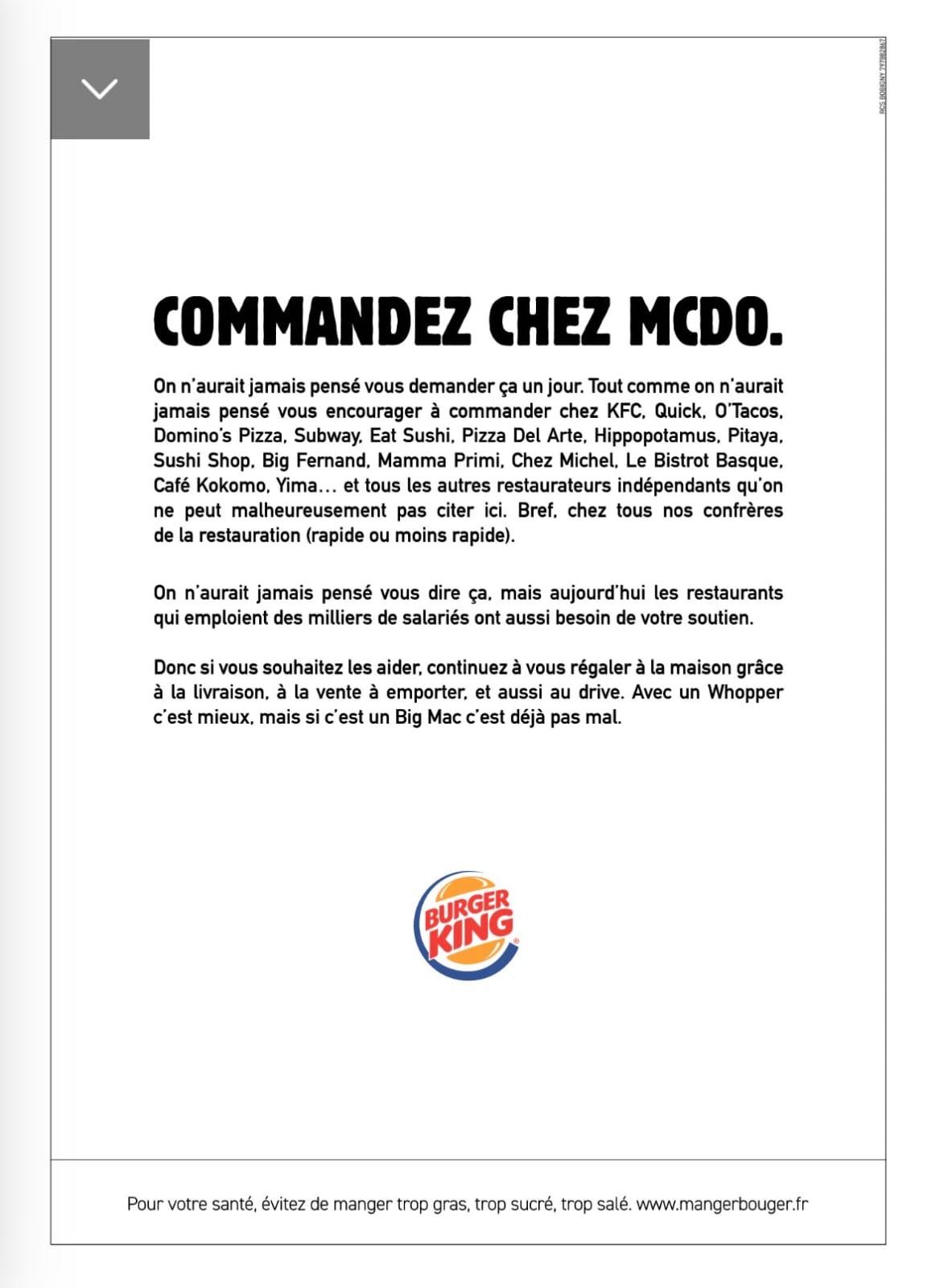 Burger King McDo
