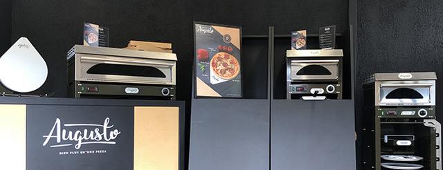 Proposez des pizzas artisanales françaises à vos clients et à forte rentabilité avec Augusto Pizza