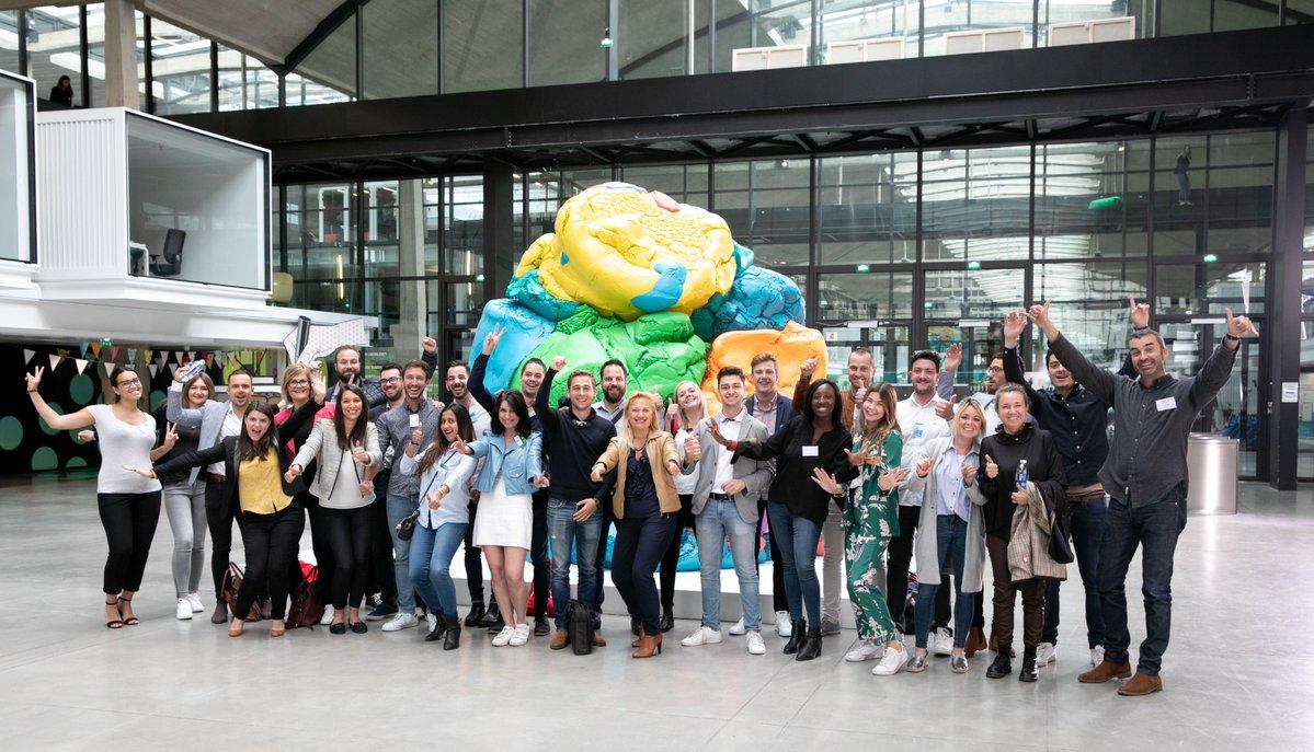 DIgital Factory, l'équipe de Coca Cola European Partners lance son lab digital pour les indépendants à Station F le 17 juillet