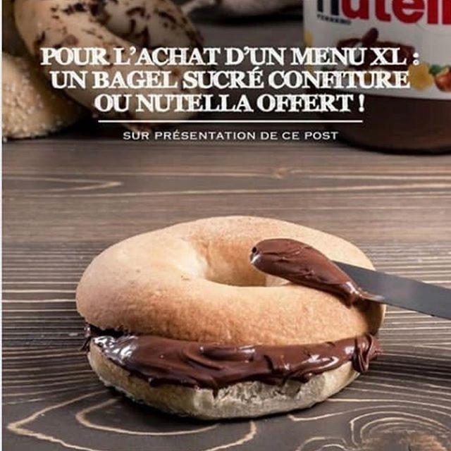 bagel au Nutella, Bagelstein