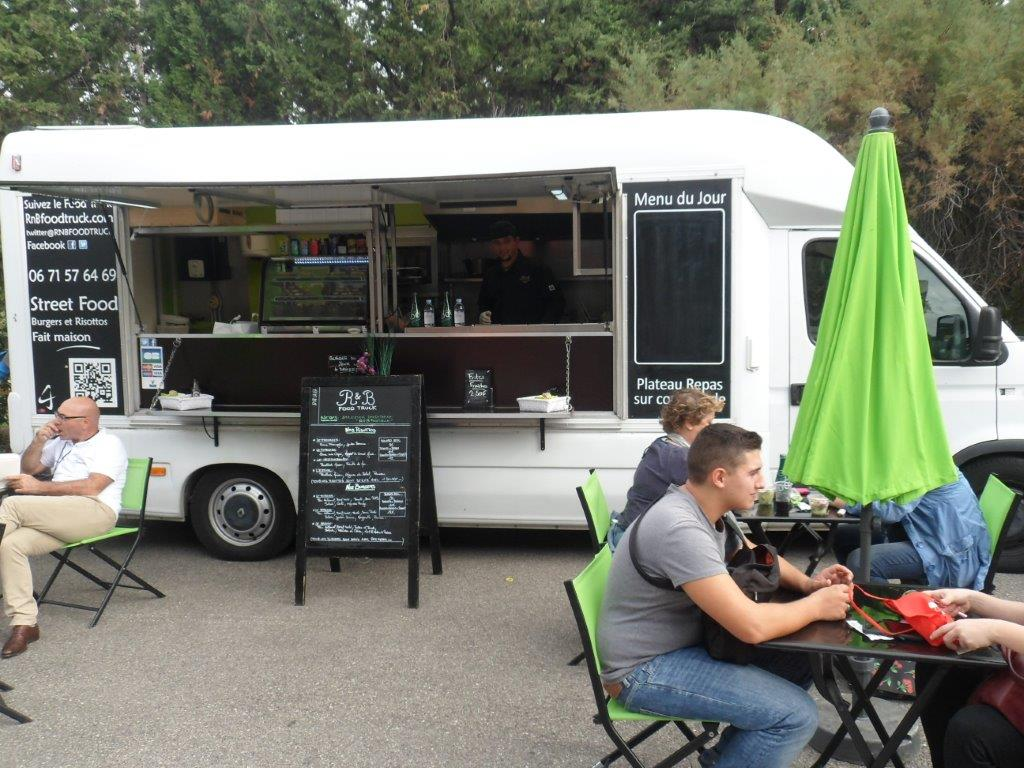 Referencement Food Truck