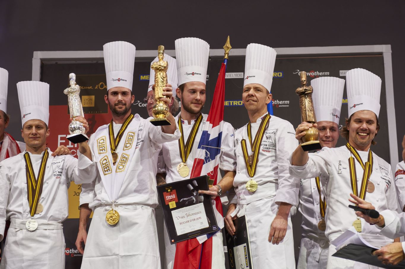 sirha bocuse d'or snacking