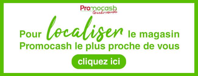 Pour localiser et entrer en relation avec le magasin <a href='./fournisseur-288-Promocash.php' class='fournisseur-link'>Promocash</a> le plus proche de vous et de votre commerce, c'est ici.