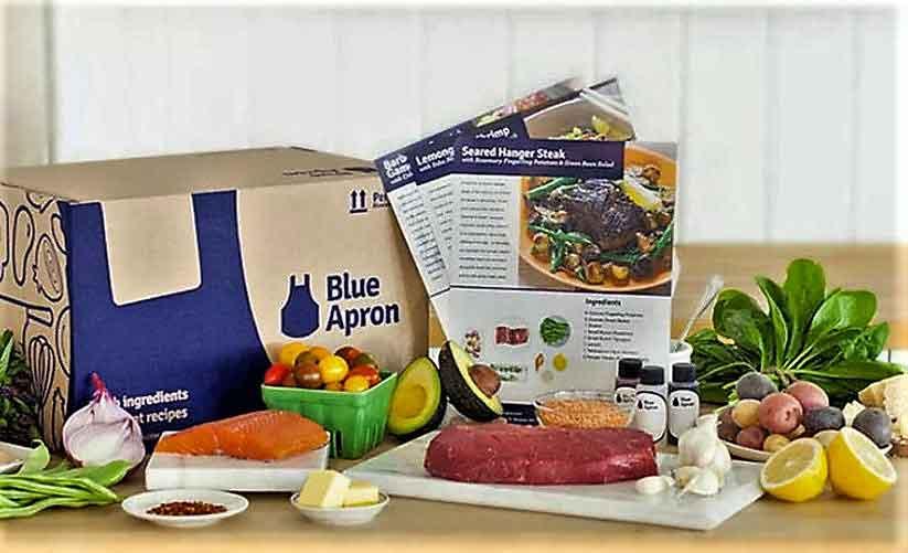 Foodtech le boom des kits cuisiner ou l obsession for Job depuis chez soi