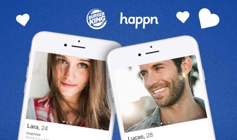 Happn crush