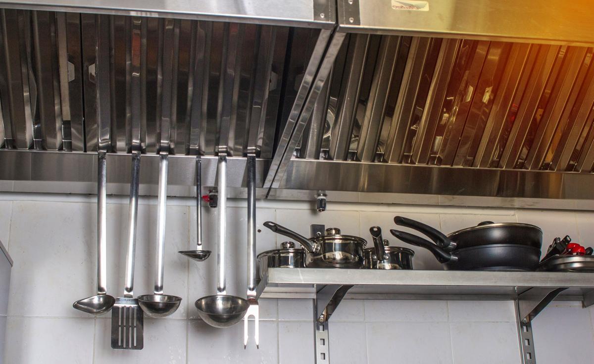 cuisine-ventilation-extraction odeurs et copropriété