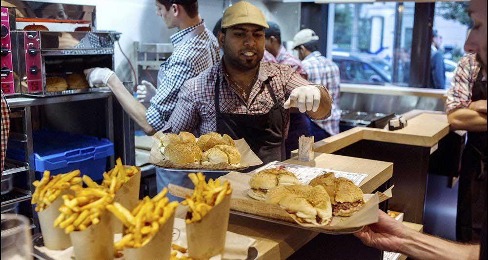 évolution du snacking en restauration en Ile de France