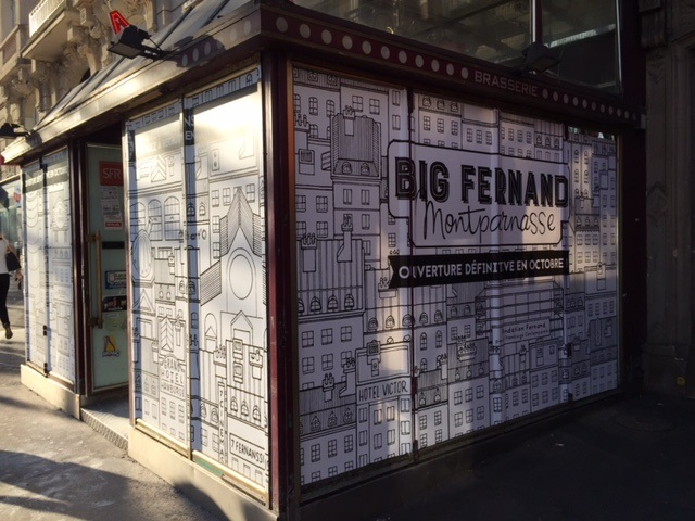 free time big fernand snacking