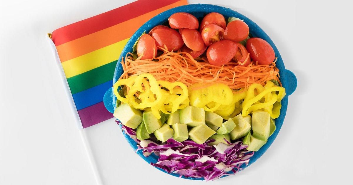 gay pride : les promos pour l'occasion aux US poke bowl