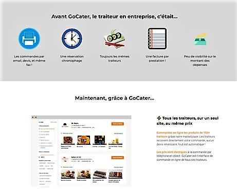 GoCater : les fonctionnalités digitales avancées pour les professionnels