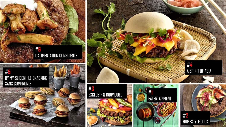 le burger en 2019 : les tendances du fameux sandwich