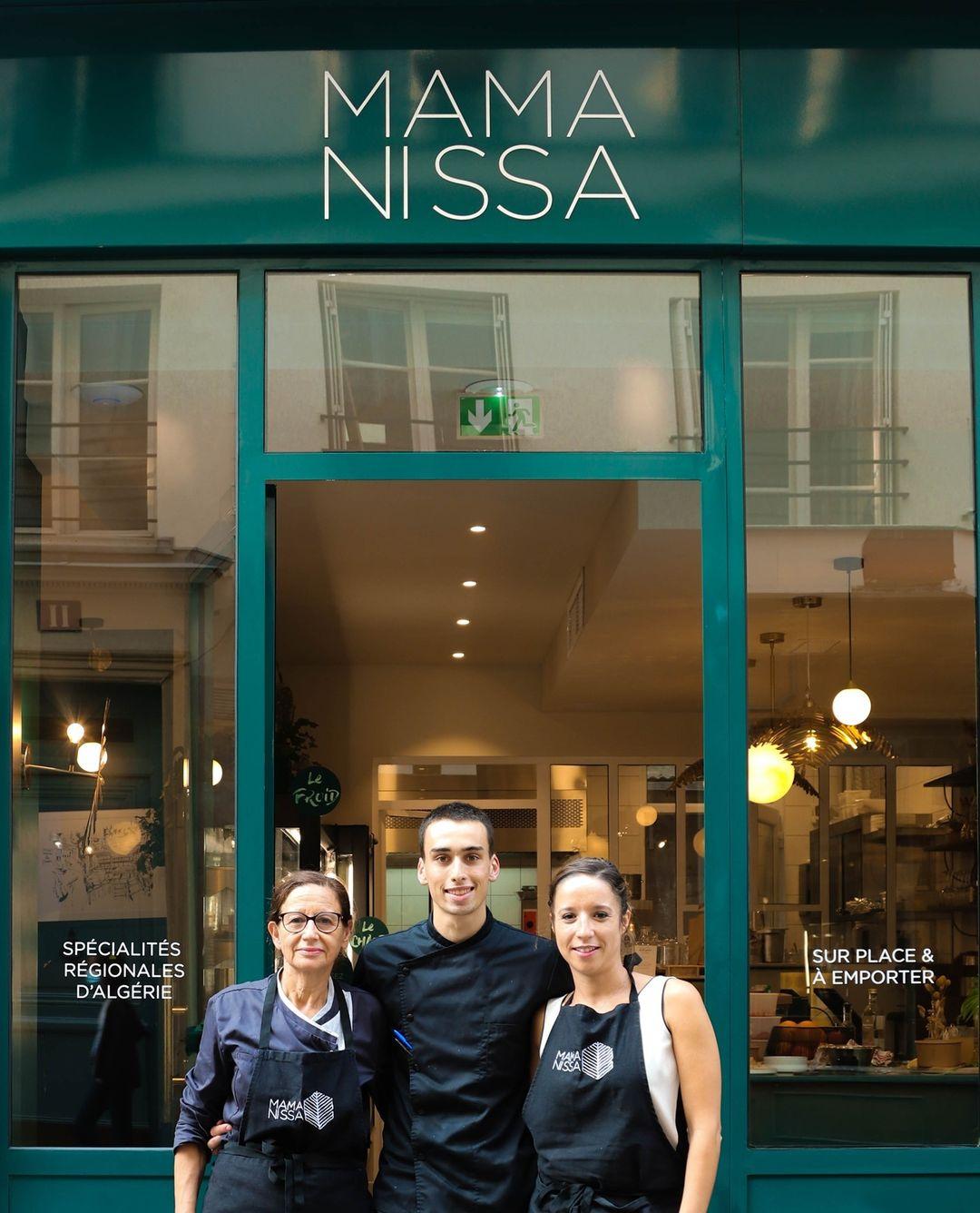 Mama nissa, spécialités de streetfood algériennes à Paris