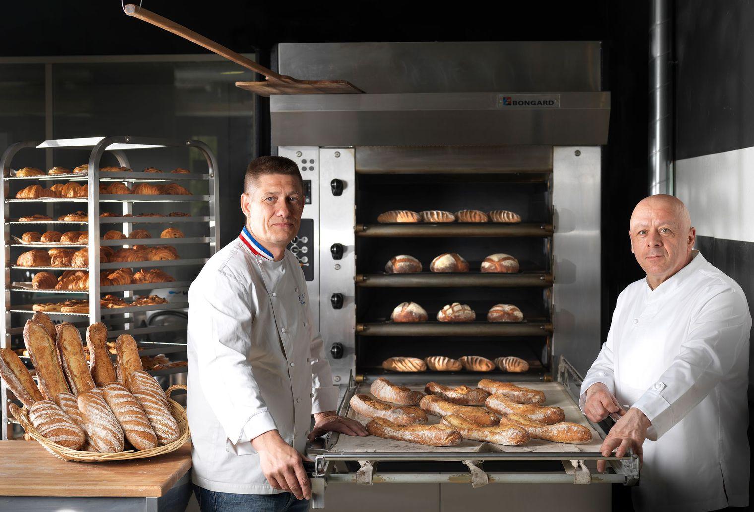 Boulangerie thierry marx le coeur l 39 ouvrage for Cuisinier marx