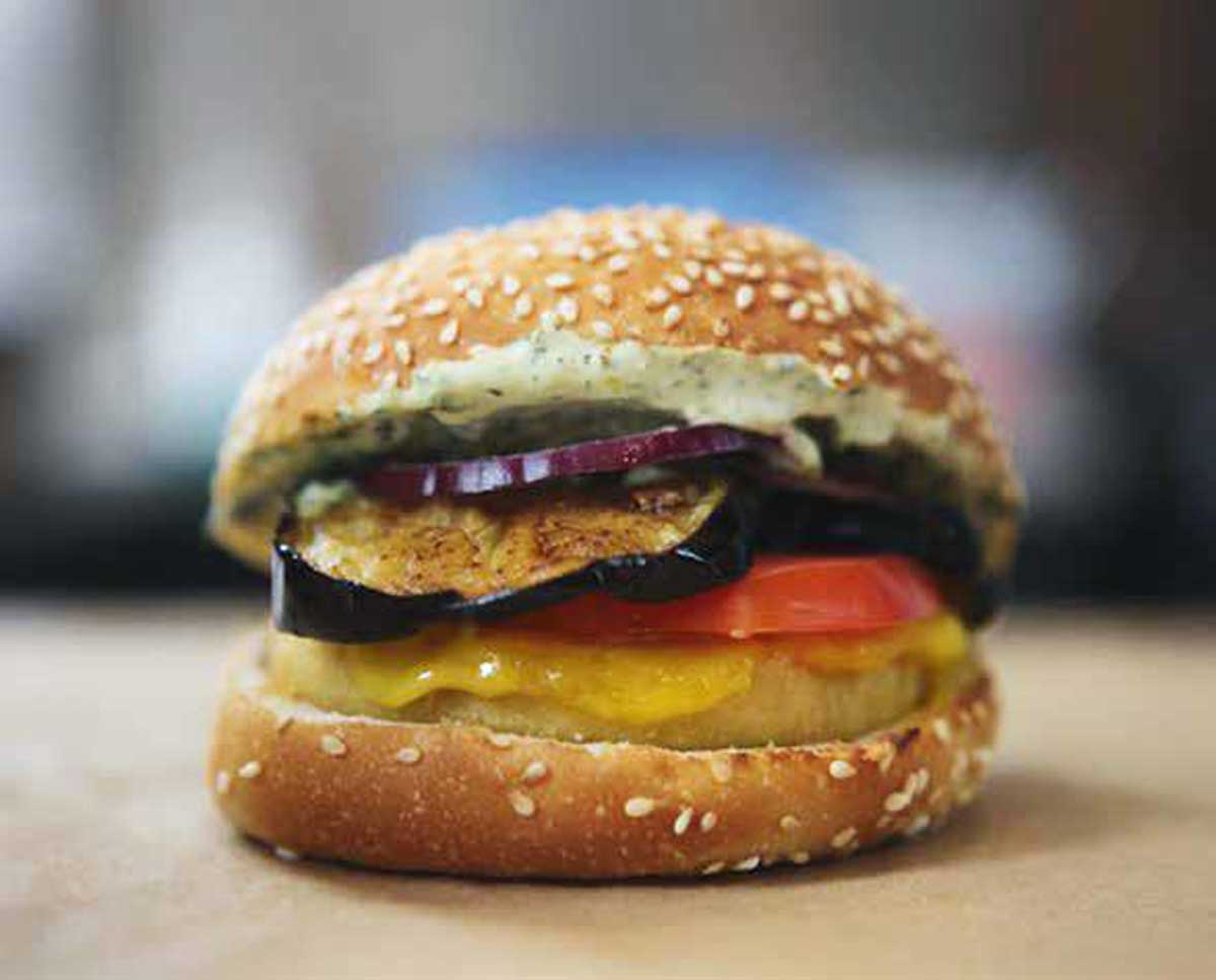 burger steven cigale, la recette snacking par Burger Theory