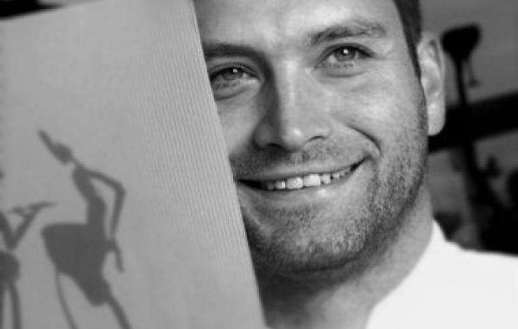 #congressnacking : le chef Yannick Delpech expérimente le fast-good avec SANDYAN, cuisine de rue