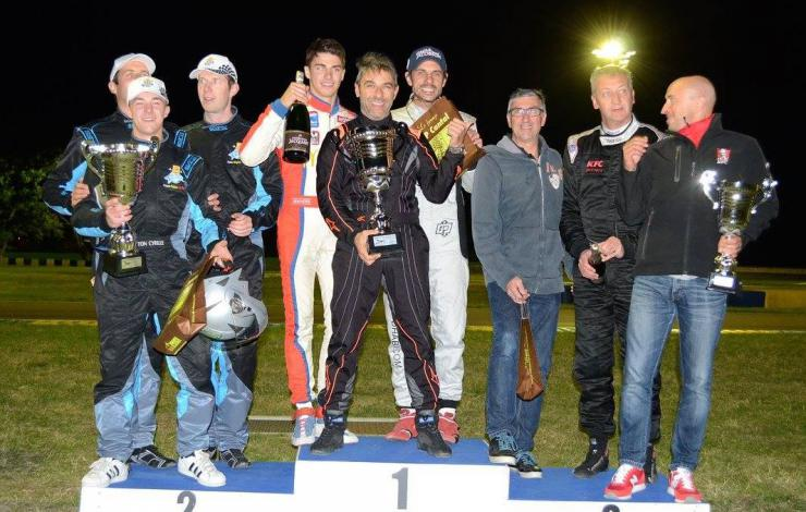 Paso Traiteur remporte la 2e édition des 6h Karting de la Restauration