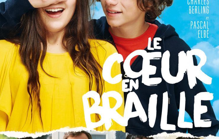 Le Cœur en Braille. Avant-première le 17 novembre pour Restaurants Sans Frontières