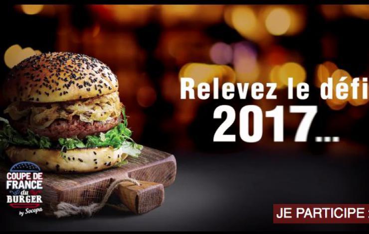 Coupe de France du Burger by Socopa, c'est parti pour les inscriptions
