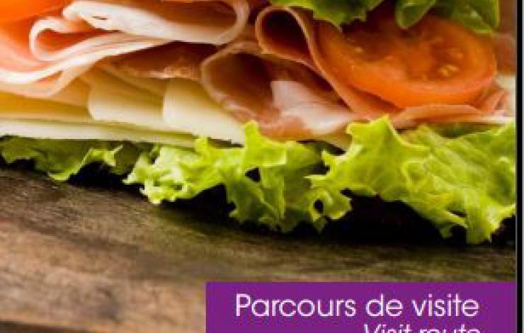 Parcours snacking, un guide de visite en partenariat avec France Snacking