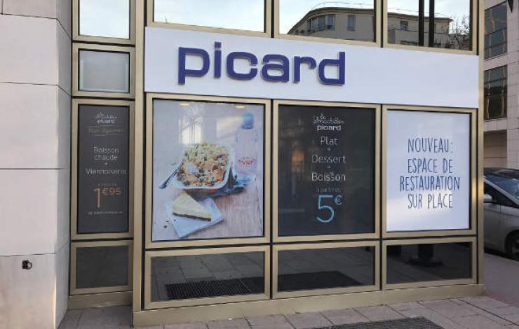 Picard va plus loin avec son 2e SnackBar à Levallois-Perret