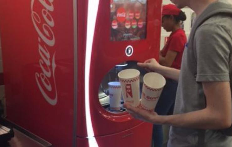 Les fontaines à sodas à volonté dans les restaurants, c'est fini à partir du 27 janvier