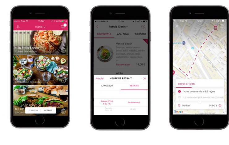 Foodora lance le Click & Collect