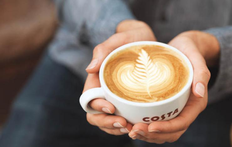 Costa Coffee confirme son développement en franchise en France