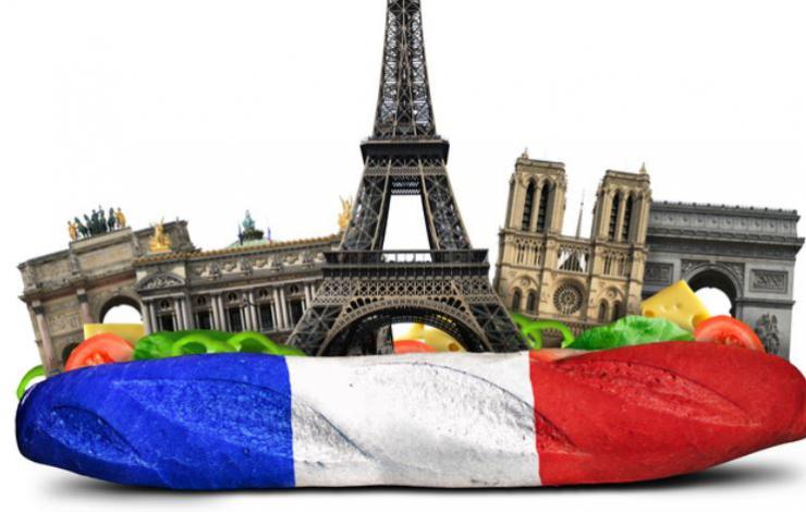 La France, championne d'Europe du Sandwich baguette