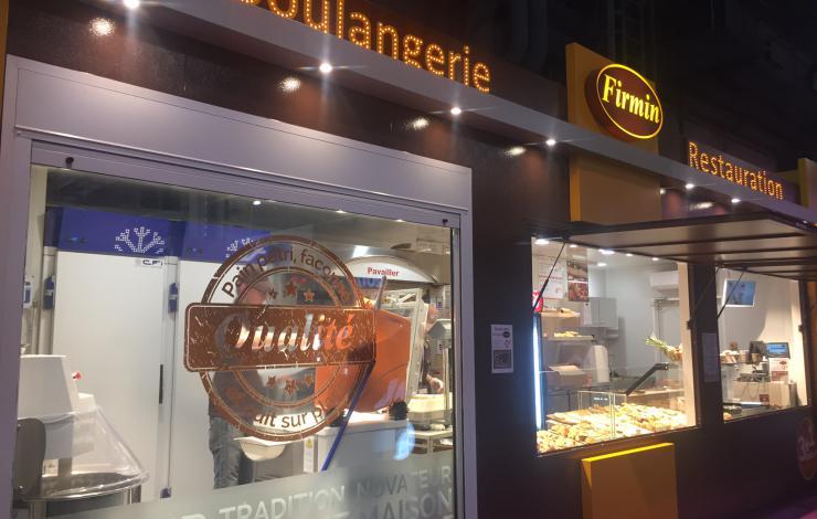 Firmin dévoile son nouveau concept kiosque à Franchise Expo Paris
