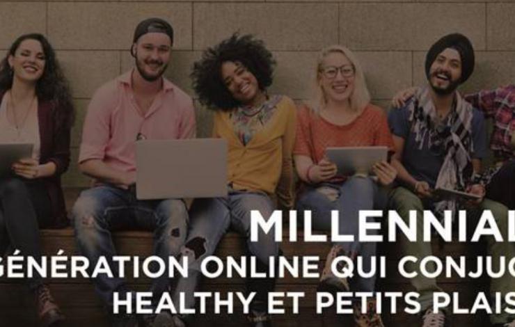 Les Millennials, toujours plus connectés !