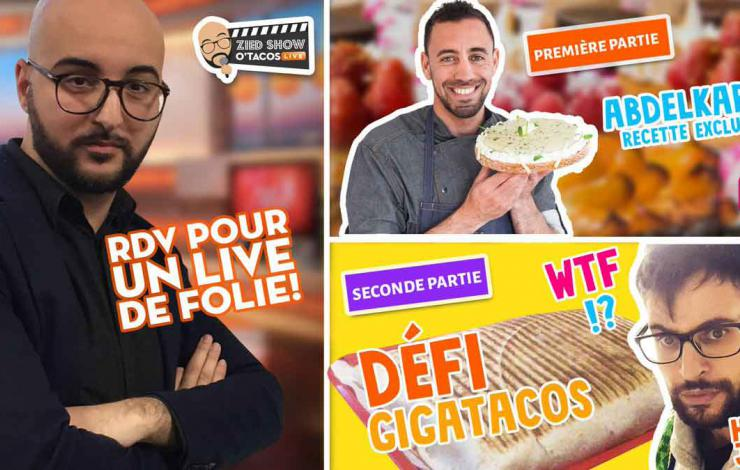 #FoodTech : La stratégie digitale très sucessfood de O'Tacos