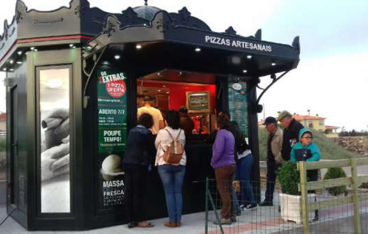 le Kiosque à Pizzas poursuit sur sa lancée en France et s'installe au Portugal