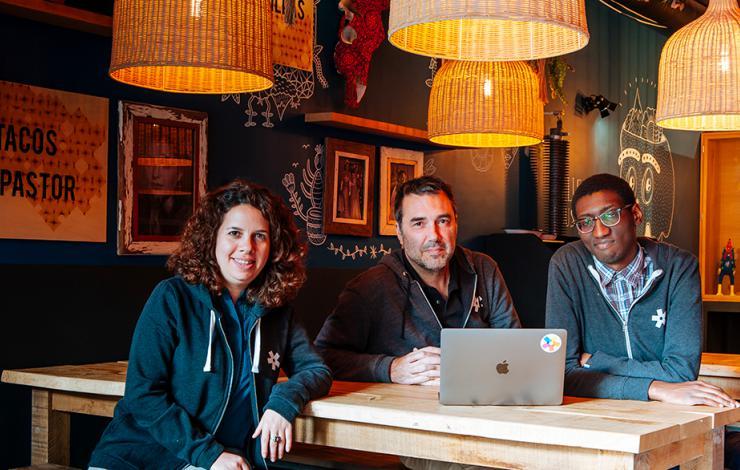 #Foodtech : la startup Snapshift lève 400 K€